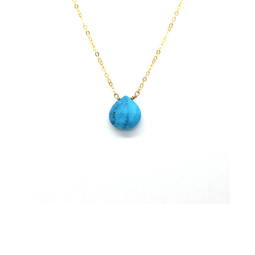 Single Stone Necklace