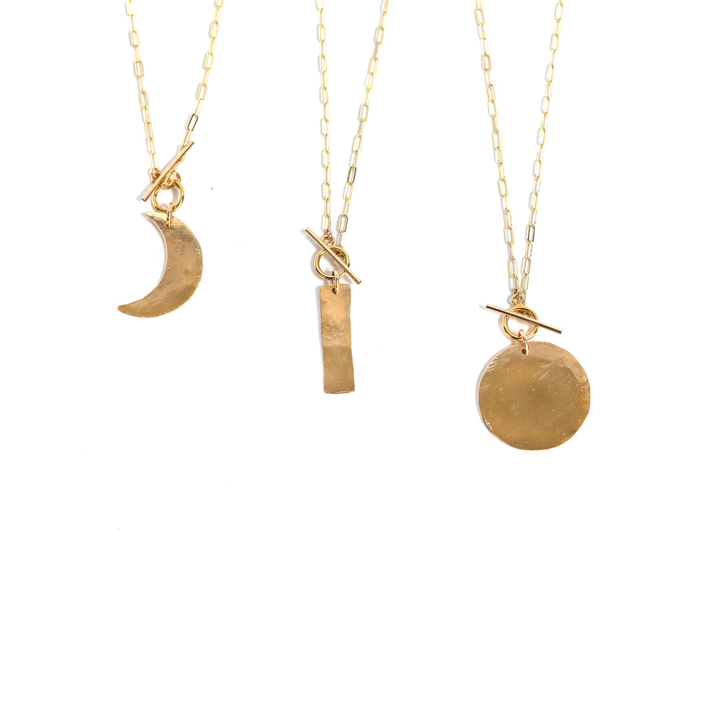 Toggle Necklace Collection