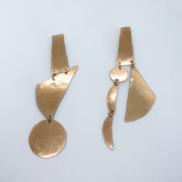 Post Modern Shapes Earrings