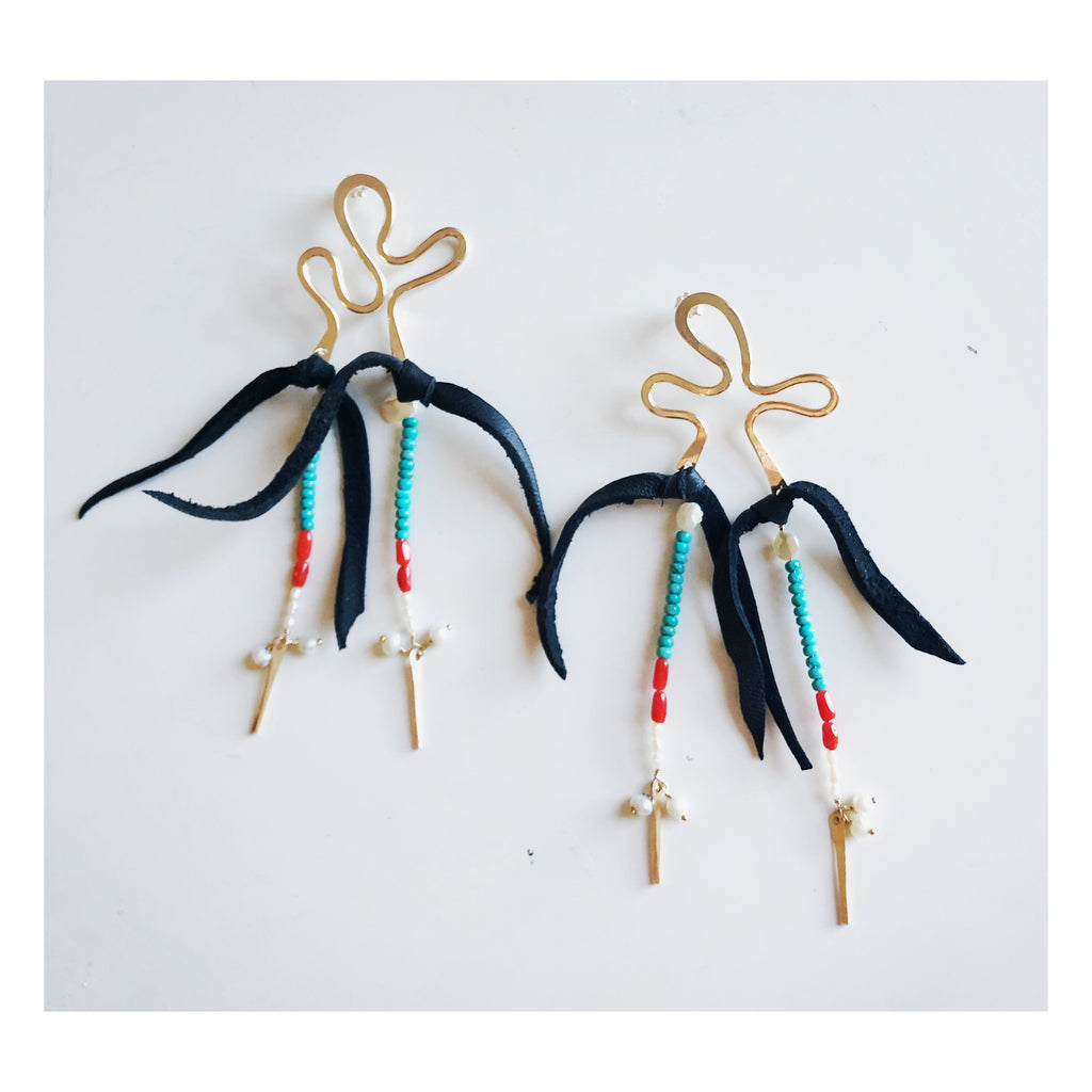 Chief Henri Earrings