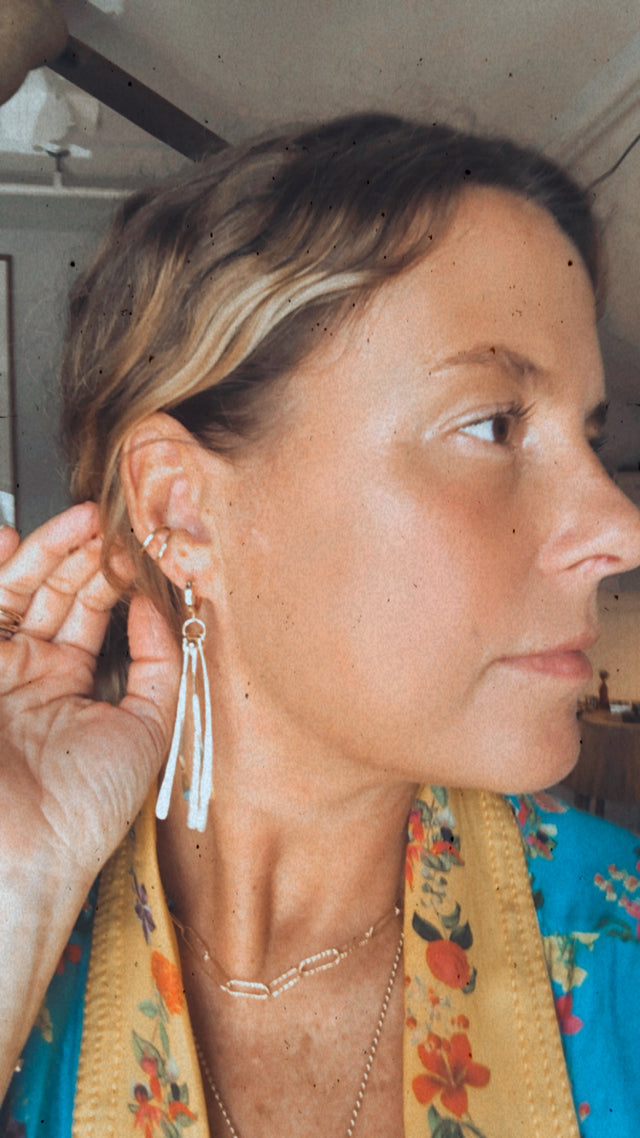 Goldfeather Earrings