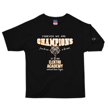 Load image into Gallery viewer, Forever we are champs Tee shirt