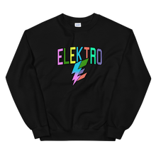 Load image into Gallery viewer, Elektro Rainbow Sweatshirt