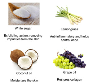 Anti-Acne Scrub & Moisturizing To Face