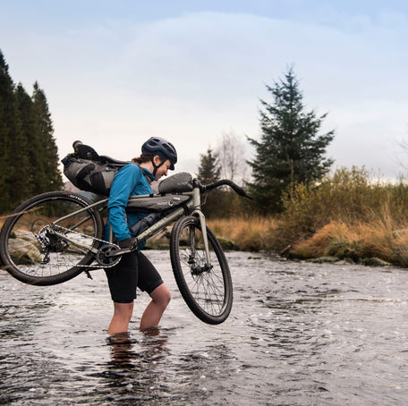 What is Bikepacking?
