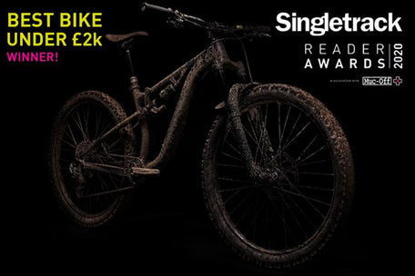 Sonder EVOL SX wins Singletrack 2020 Awards