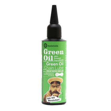Green Oil Chain lube - 100ml