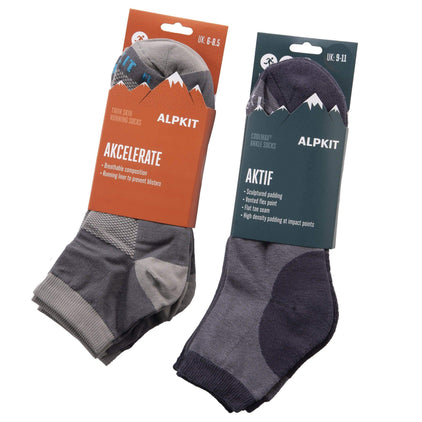 Accelerate Sock Bundle 01