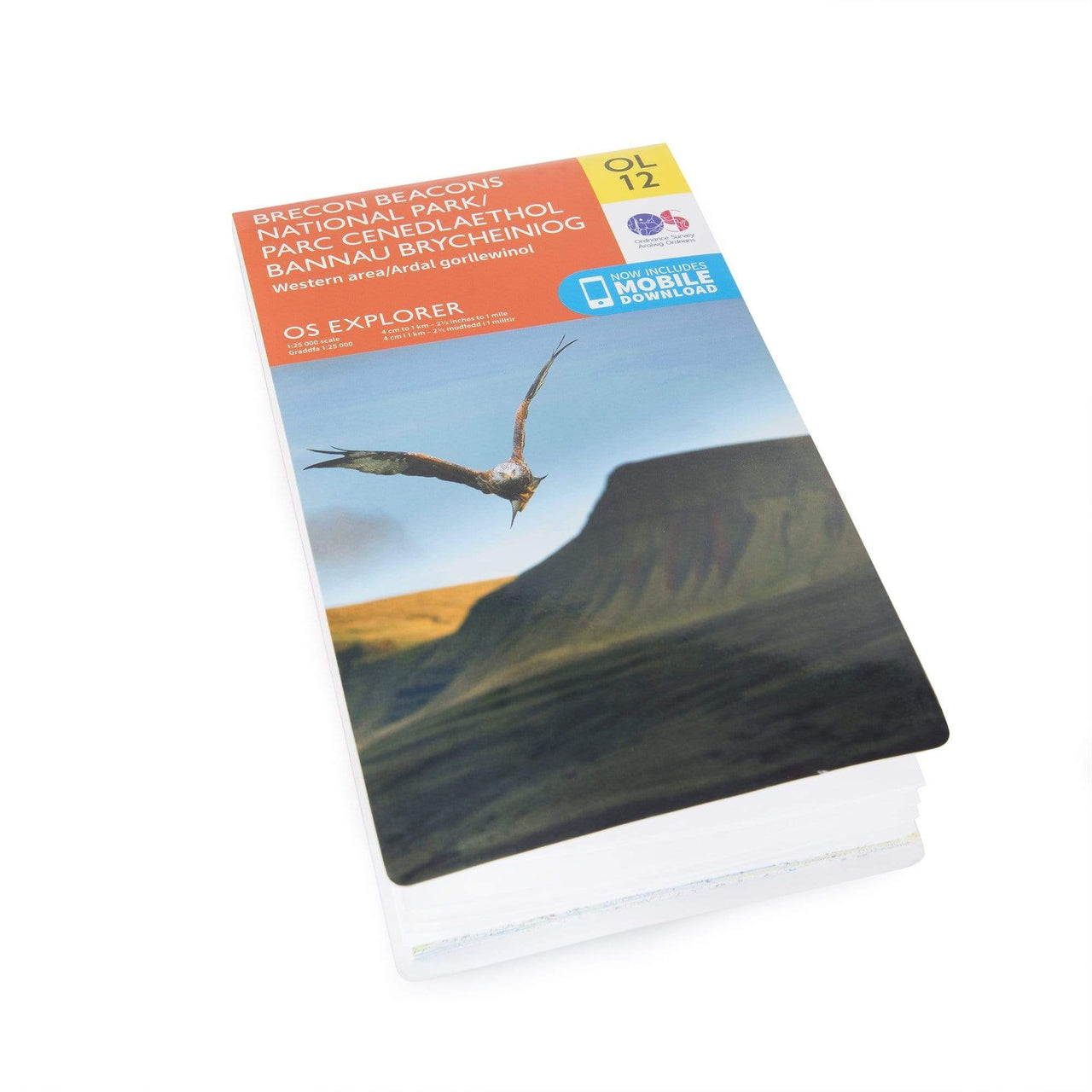 OS Explorer Maps: Brecon Beacons - West and Central