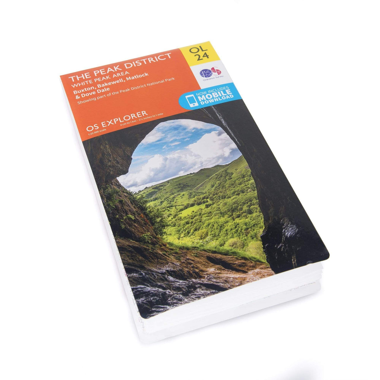 OS Explorer Maps: Peak District - White Peak
