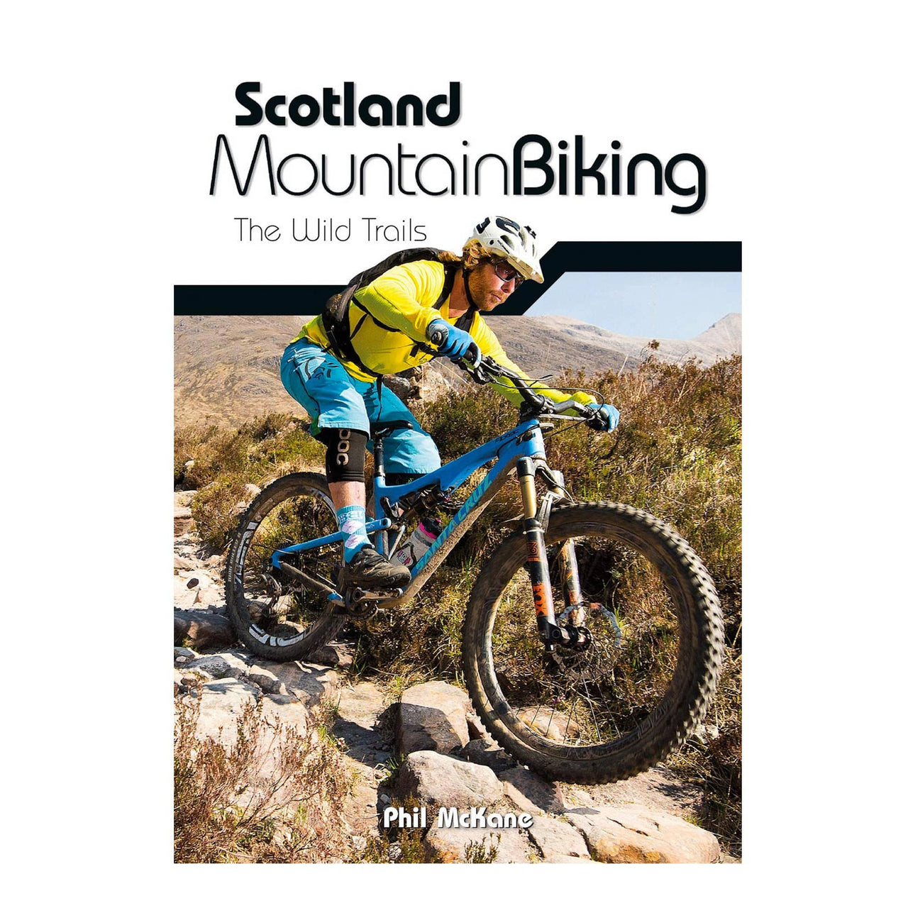 Scotland Mountain Biking; The Wild Trails