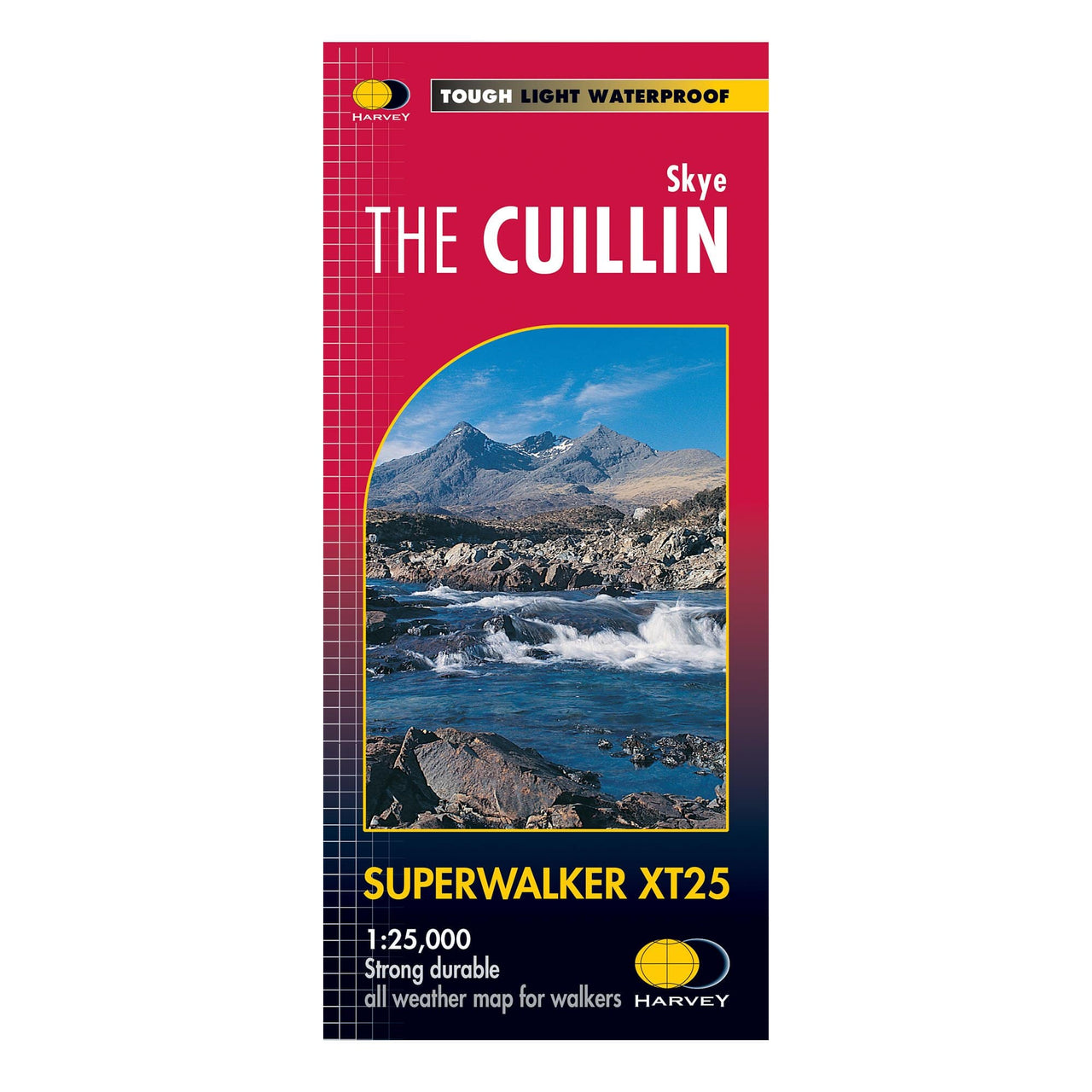 Harvey Superwalker: Skye the Cuillin XT25