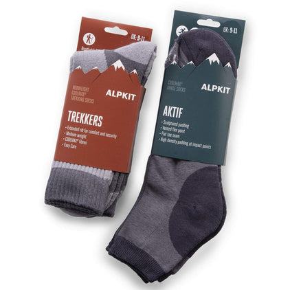 Aktif Trekker Sock Bundle 01