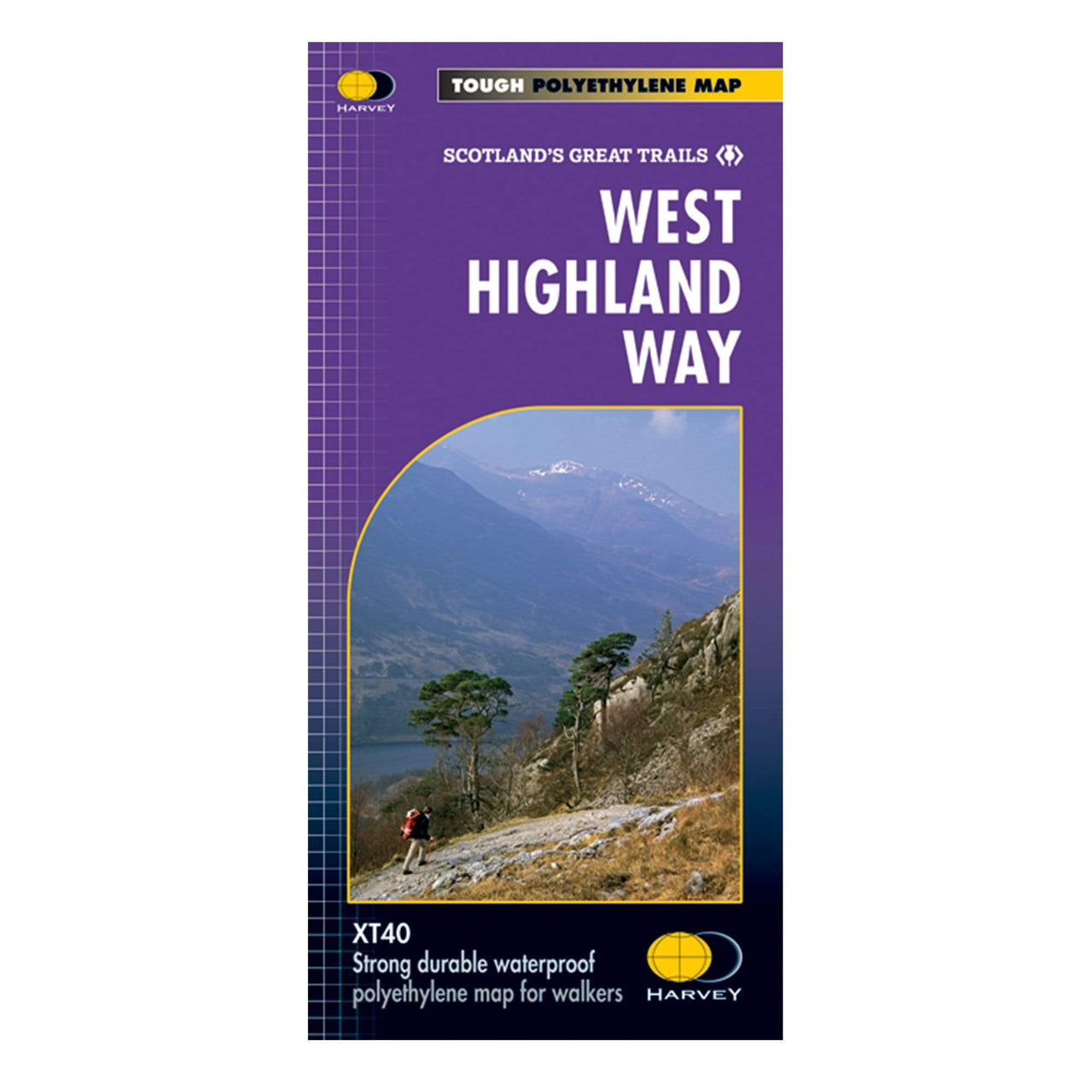 Harvey National Trails: West Highland Way