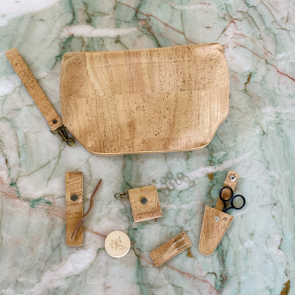 Cork Bag and Cased Tools Bundle