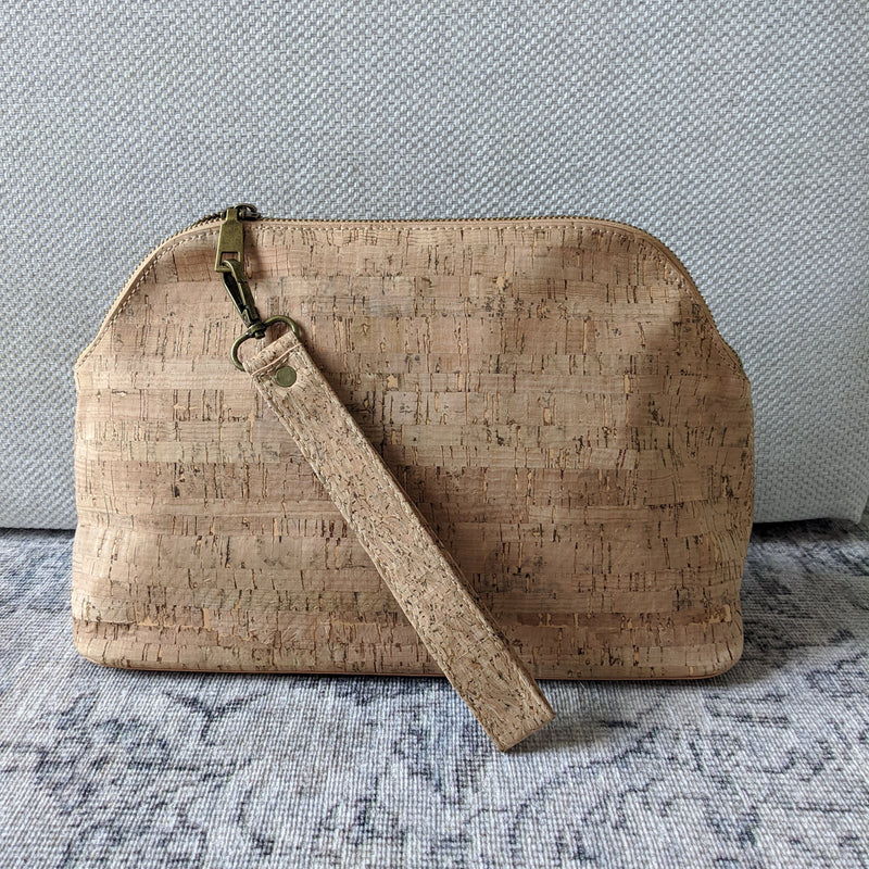 Cork Project Bag