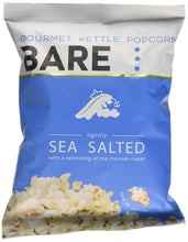Load image into Gallery viewer, BARE Sea Salt Popcorn
