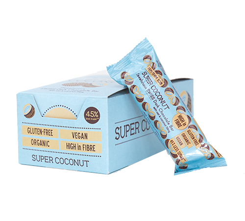 Rhythm 108 - Swiss Choc Bar Super Coconut