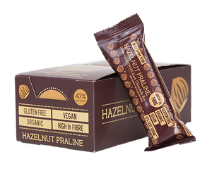 Rhythm 108 - Swiss Choc Bar Hazelnut Praline