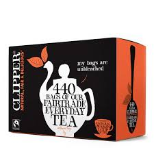 Clipper Fairtrade Everyday Tea_Home Pantry