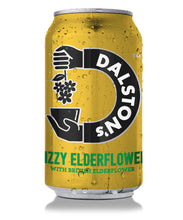 Load image into Gallery viewer, Dalston's Fizzy Elderflower
