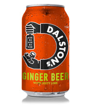 Load image into Gallery viewer, Dalston's Ginger Beer With Zesty Lime