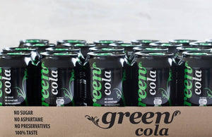 Green Cola Case - Home Pantry