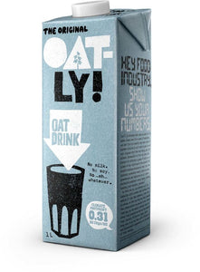 Oatly Oat Alternative Milk - Home Pantry