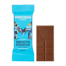 Montezuma's Milk Chocolate Bars