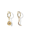 Constellation Earrings <br>Gold