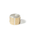 Braille ring <br>Gold