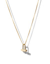 Locket Necklace <br> Gold