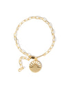Golden hour bracelet <br>Gold