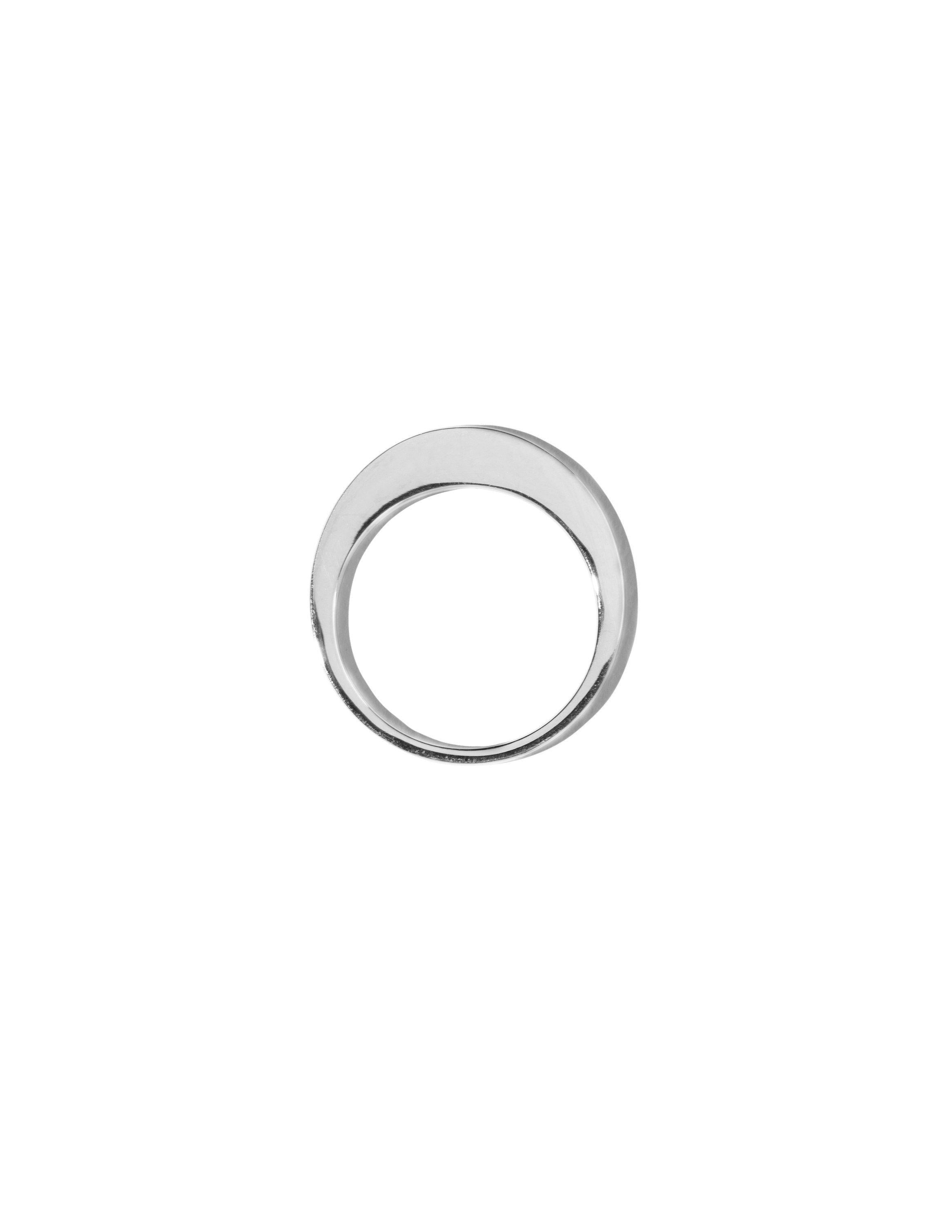 Ozone ring silver-The World Is Not Enough Collection -Overload Studios