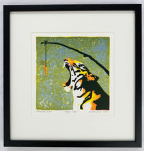 "Load image into Gallery viewer, ""Veggie Tiger"" Anette Borge"
