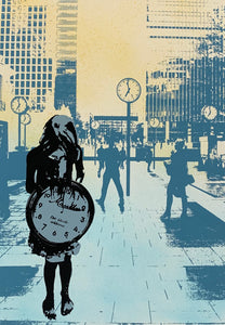 """Time thief 2"" Hilde Rosenberg Bamarni"