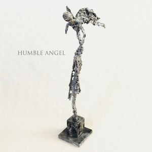 """Humble angel"" Arne-Johan Rauan"
