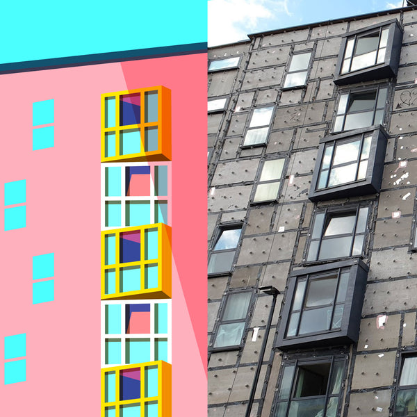 Goswell Windows | Barbican Geometrics