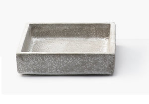 Low Square Cement Tray
