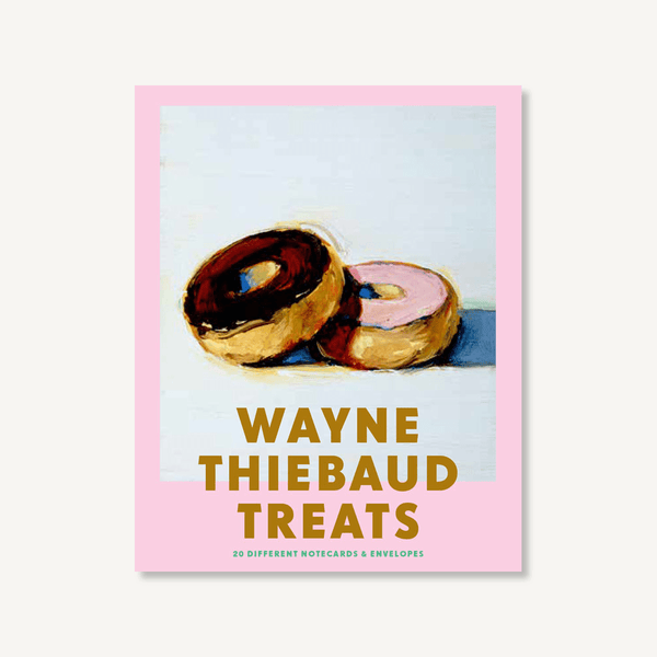 Wayne Thiebaud Treats Boxed Notes