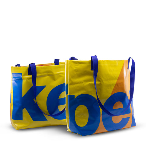Kemper Museum Recycled Banner Tote 6/12