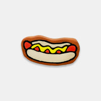 Hot Dog Magnetic Pin