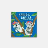 Kahlo's Koalas: 1,2,3 Count Art With Me