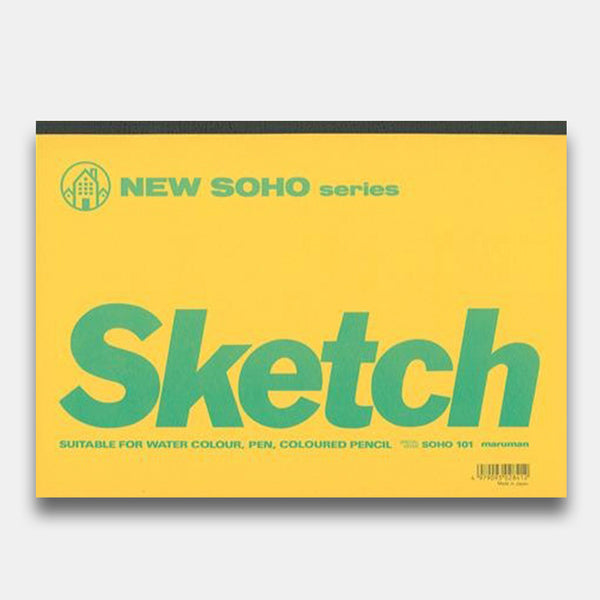 New Soho Series Midi Sketch Pad