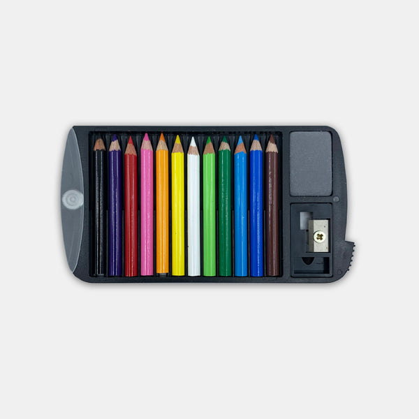 Miniature Colored Pencil Pack