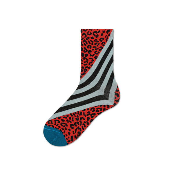 Hysteria Orange Samanta Socks