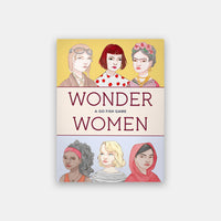 Wonder Women Go Fish Game