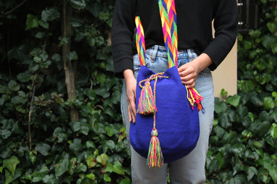 Colombian Handmade Bag (Pasto)