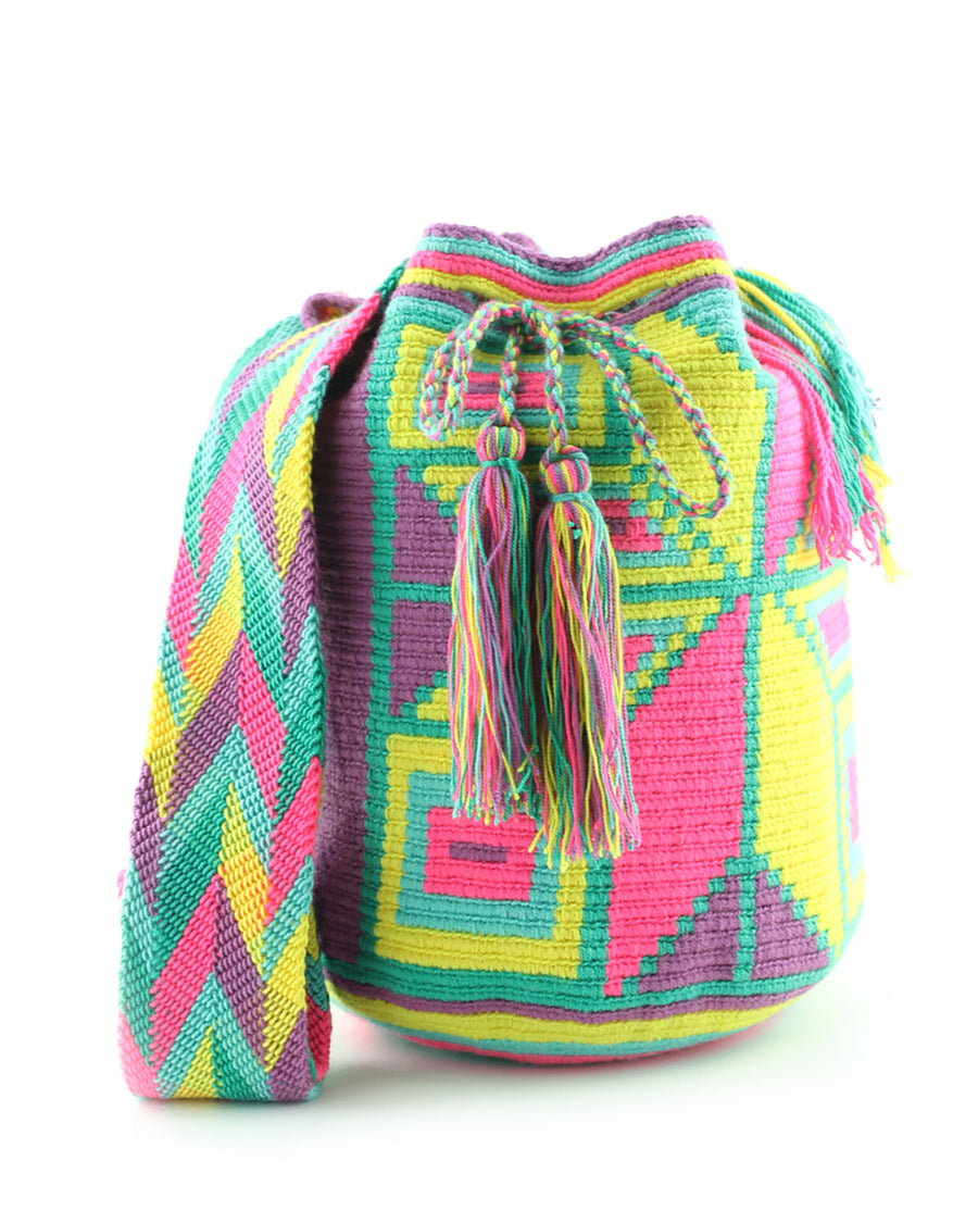 100% Colombian Handmade Bag (Embera)