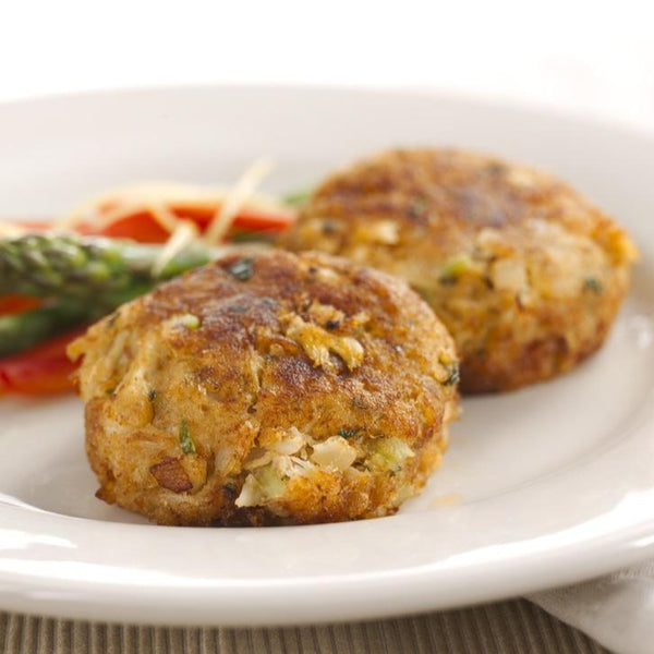 Inland Market Gold Crab Cakes (24 x 3 oz, frozen)